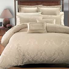 piece sara jacquard duvet cover sets by royal hotel collection