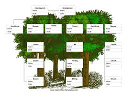 powerpoint family tree template family tree template