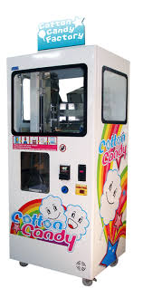 Sweet Vending Machine For Sale Simple Sweet Cotton Candy Maker Vending Machines Industry Cotton Candy