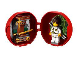 LEGO® The LEGO Ninjago Movie - LEGO 5004916 Ninjago Kai?s Dojo Pod Polybag  5004916 (2017) | LEGO® Preisvergleich brickmerge.de