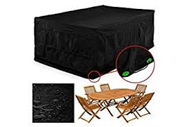 outdoor garden furniture covers. FEMOR Rectangular Patio Furniture Cover Table And Chair Set Waterproof For Outdoor Garden Care Covers