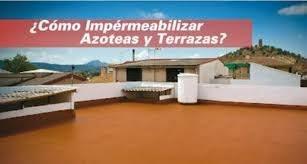 Presupuesto Impermeabilización ONLINE  HabitissimoPintura Impermeabilizar Terraza Transitable