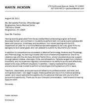 Cover Letter Examples For Medical Assistant How To Write A Medical Assistant Cover Letter