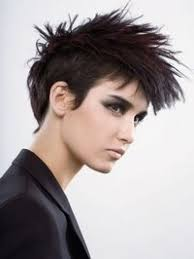 Korean Woman Short Hair Style woman mohawks styles 2012 mohawk haircuts of celebrities long 5929 by wearticles.com