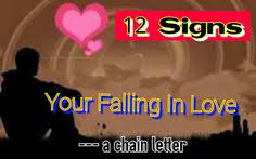 Signs Of Falling In Love Quotes quotes about falling in love over and over again Emotions of Love 100 53