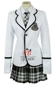 ese jk sleeveless sweater cross stripe neckline british  british naval academy school uniform sailor suit costume