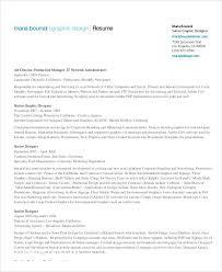 Graphic Designer Resume Pdf Fresh Examples Graphic Design Resume