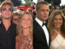 A timeline of Jennifer Aniston and Brad Pitt's relationship ...