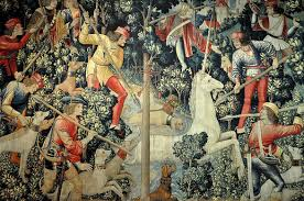 Image result for the hunt of the unicorn