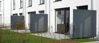 Sichtschutzplatten Die Feinste Sammlung Von Home Design Zeichnungen Balkone Zaeune Bzh Ug Montagebau Meisterbetrieb In Koengen