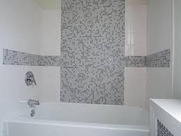 Daltile Bathroom Tile Contemporary Full Bathroom With Limestone Counters Drop In