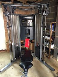 Life Fitness G7 With Bench