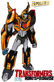 Transformers Robots In Disguise Bumblebee