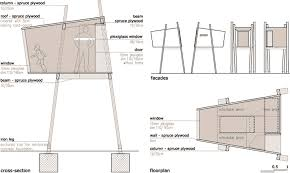 tree house floor plans for adults. Tree House By Ravnikar Potokar Floor Plans For Adults