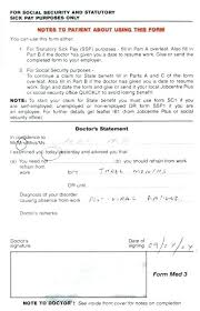 Doctor S Statement For Work Sick Note Template For Work Atlasapp Co