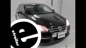install trailer wiring harness 2006 volkswagen jetta 118531  at How To Pull Wiring Harness Through Car Door Jetta