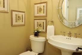 traditional half bathroom ideas. Half-bath-decor-Bathroom-Traditional-with-art-display- Traditional Half Bathroom Ideas O
