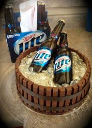 Beer Themed Birthday Cakes A Birthday Cake