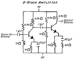 Diagram large size ponent transistor audio lifier circuit experiment design based 2sta thumbnail wire