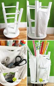 Easy diy furniture ideas Irfanview Diy Furniture Hacks Wooden Stool Into Tool And Crafts Organizer Cool Ideas For For Creative Juice 39 Clever Diy Furniture Hacks