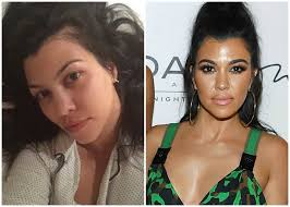 the kardashians without makeup see the famous family transform 4 life style