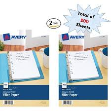 5 5 x 8 5 paper mini filler paper 5 5 x 8 5 inches 200 sheets 14230 fits 5 1 2