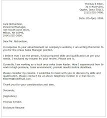 top s manager cover letter exles