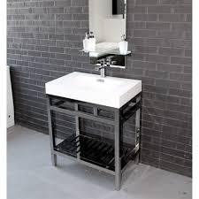 stainless steel freestanding sink replace bathroom countertop vintage bathroom wall light bathroom mirror lighting led