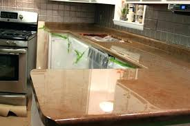 rust oleum countertop painted loves wrapped in love yep i did it redid the kitchen counter rust oleum countertop