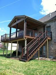 covered patio deck designs. Best 25 Covered Deck Designs Ideas On Pinterest Patio Plans O