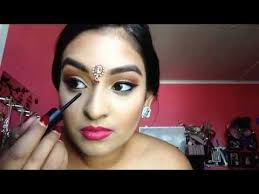 indian bridal makeup tutorial you