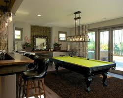 pool table lighting home design photos billiard room lighting