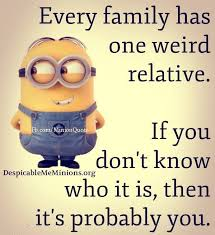 Funny Family Quotes Fascinating Top 48 Best Quotes About Family Quotes Pinterest Minion