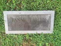 Fannie Slider Farley (1891-1991) - Find A Grave Memorial