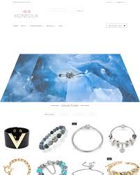 a modern theme seo friendly descriptions french styled jewelry screenshot 4
