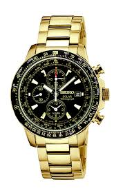 27 best images about solar pink accents solar and usa this solar powered watch from seiko you ll never have to change another watch battery again the gold tone solar alarm chronograph features a black