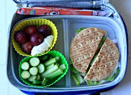 Healthy School Lunches For Teens School Lunch Healthy Lunch