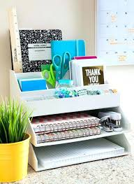 office desk storage solutions. Office Desk Organizer Ideas Adorable Small Space Professional Storage Solutions