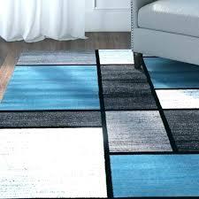 blue gray rug 5x8
