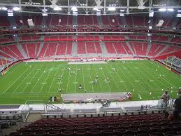Cardinals Stadium Seating Chart Arizona State Farm Stadium Tickets Arizona Cardinals Home Games