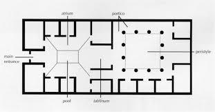 best house plans design ideas for home beautiful roman house floor plan roman house floor