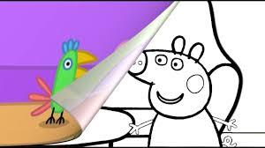 Мультик <b>Раскраска</b> Учим цвета <b>Свинка Пеппа Peppa</b> Pig ...