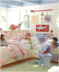 Comfortable White Nuance Girl And Boy Shared Bedroom Decorating Ideas With  Ideas Of Decorating Girl And