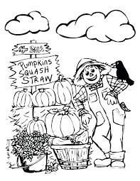 scarecrow coloring pages printable coloring pages scarecrow pictures scarecrow coloring pages free printable