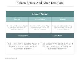 Kaizen Template Powerpoint – New Superiorformatting Template