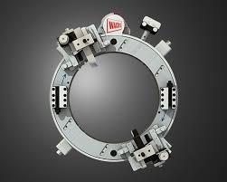 DynaPrep MDSF Split Frame Clamshell Pipe Cutters/Bevelers