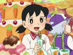 Hình ảnh Xuka xinh xắn dễ thương nhất trong mắt fan Doremon