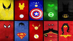 1920x1080 px, DC Comics, Marvel Comics ...