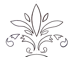 Simple Stencil Designs Printable Stencils With Simple Design Diy Kitchen Remodel