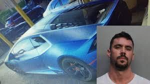 Florida man pleads guilty to using COVID loan for Lamborghini